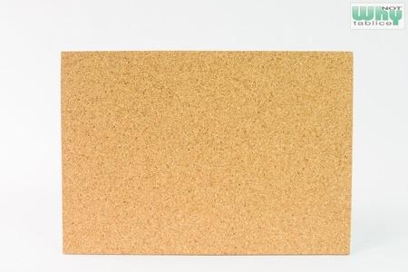 Korek samoprzylepny tablica kolorowa 61x91